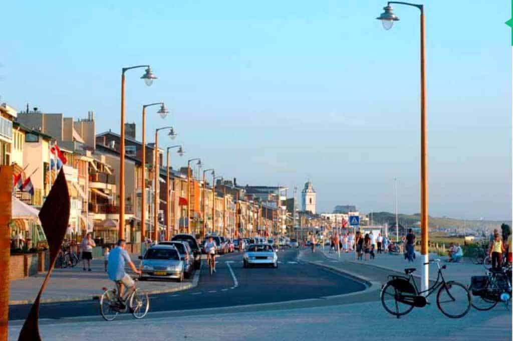 Katwijk Beach Front.
