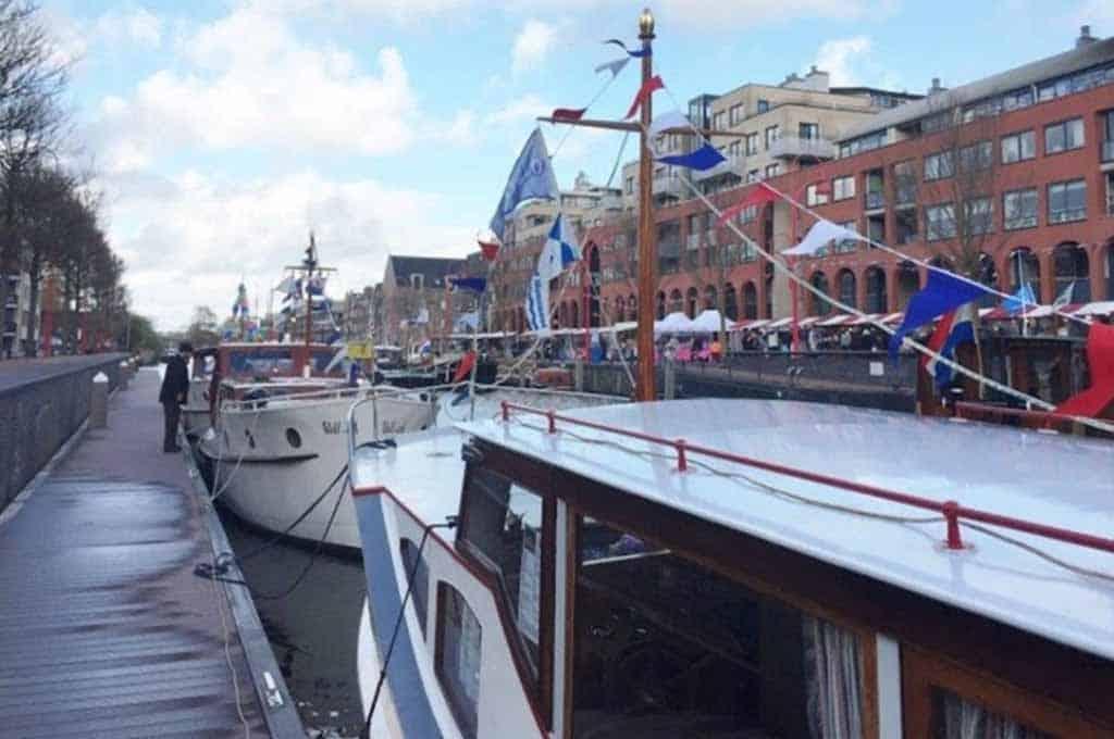 Katwijk Harbor Daytime